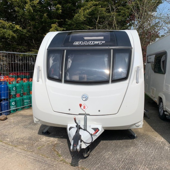 2015 Bailey Unicorn Cartagena 4 Berth