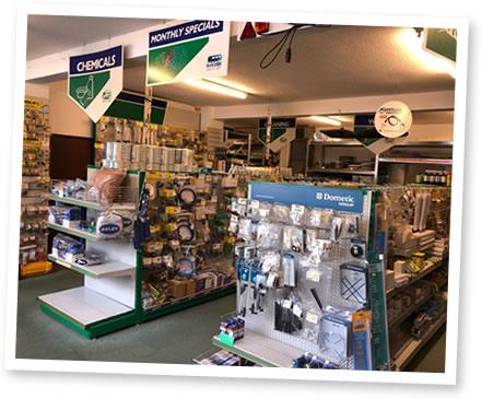 M&M Leisure Retail Store in Haverhill, Suffolk