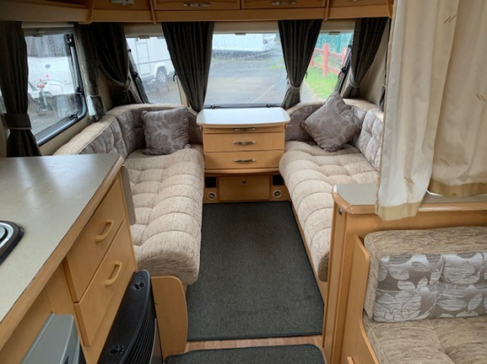 Image of 2010 Elddis Avante 524  4 Berth