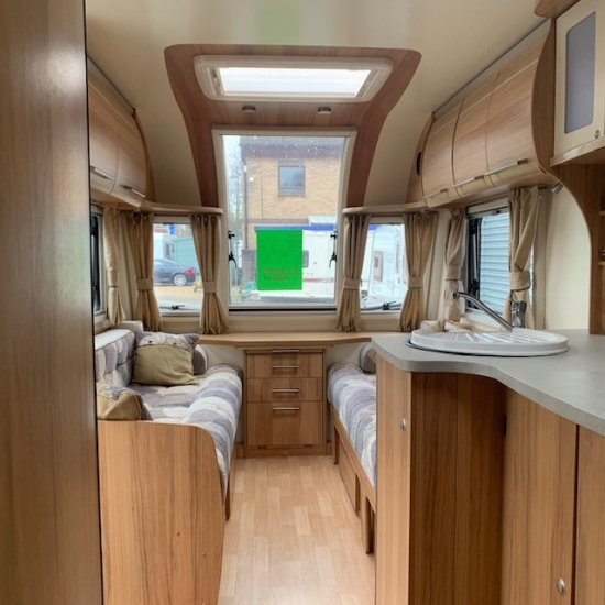 Picture of 2013 Bailey Pegasus GT65 Bologna 4 Berth