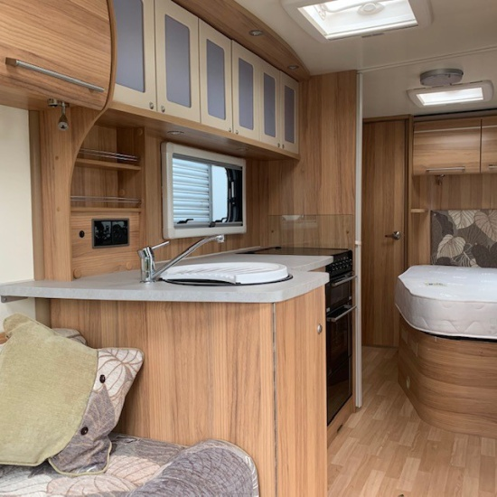 M & M Leisure Centre (Haverhill) Ltd - 2013 Bailey Pegasus GT65 Bologna 4 Berth