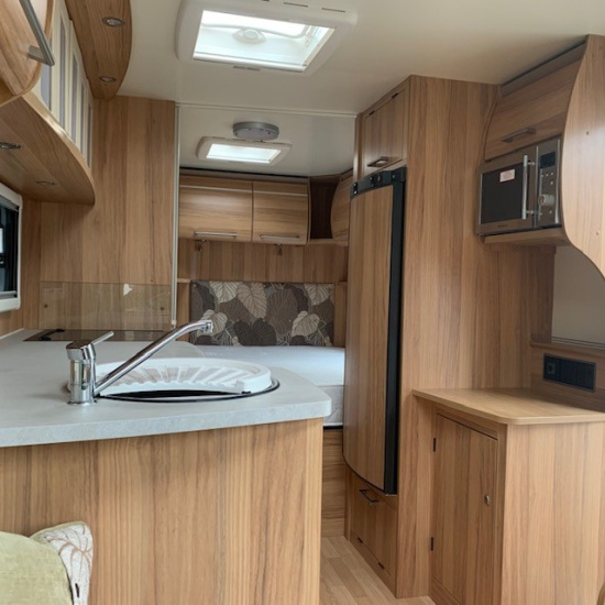Additional Picture of 2013 Bailey Pegasus GT65 Bologna 4 Berth